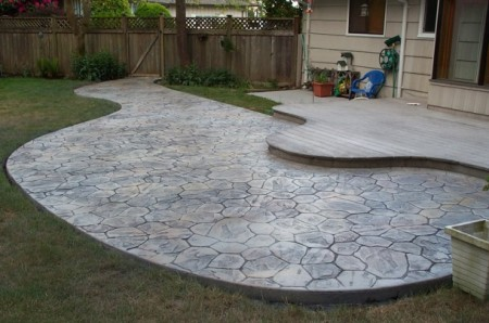 Concrete Impressions