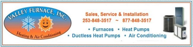 Valley Furnace makes your comfort their priority.