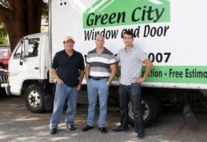 The Green City Team has over 50 years of professional experience.