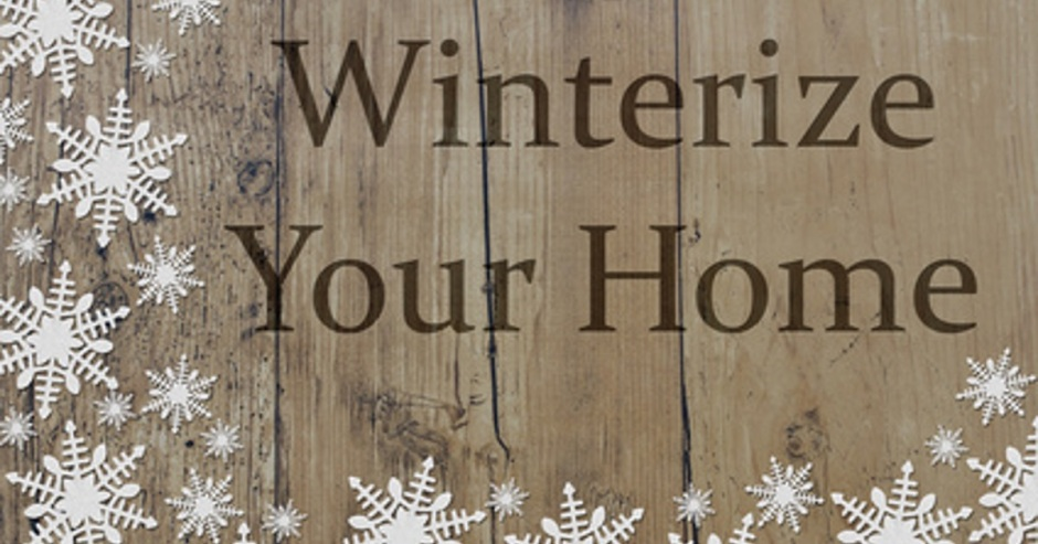 5 ways to winterize your yard and save time and money on your landscaping next Spring.