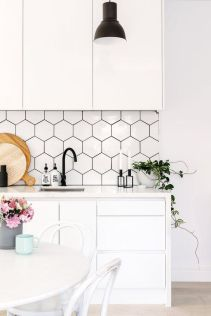 apartment therapy kitchen tile